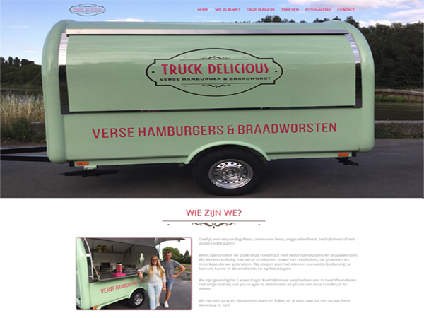 Truck Delicious - Lauwe